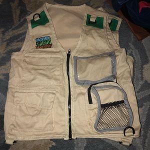 Other - Costume- Safari Vest